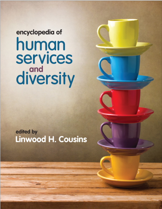 Encyclopedia of Human Services & Diversity book jacket