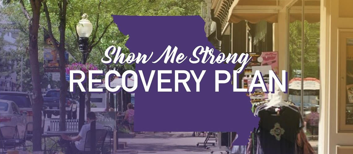 Show Met Strong Recovery Plan