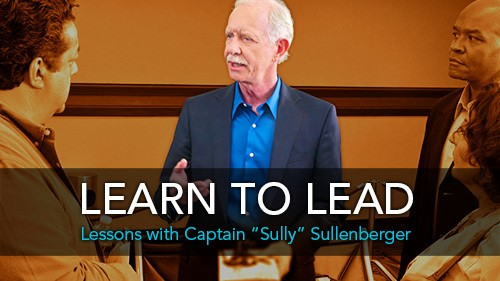 Learn to Lead cover art