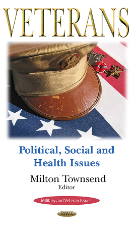 Veterans: Political, Social and Health Issues book jacket