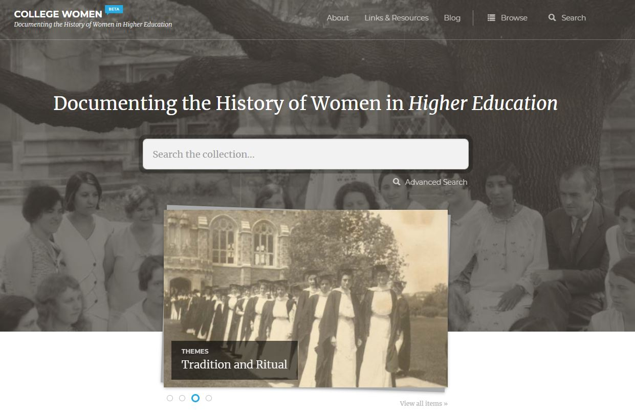 College Women screenshot
