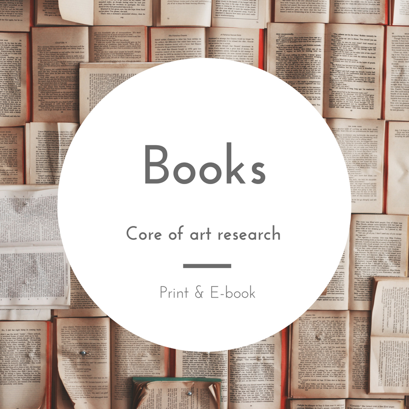 Books - Core of art research