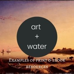 clickable image that links to guide page on art and water resources