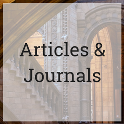 click here for information on articles and journals