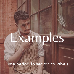 Click here to see examples of search strategies for finding the images you need