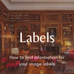 Click here to see how to identify information for your labels
