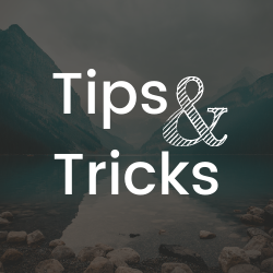 Link to this guide's section on tips and tricks in Zotero.