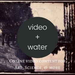 clickable image of link to section of the guide on video resources related to water