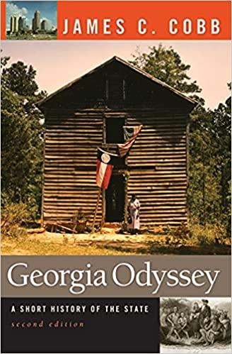 Cover art for Georgia Odyssey