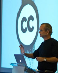 Image Lawrence Lessig