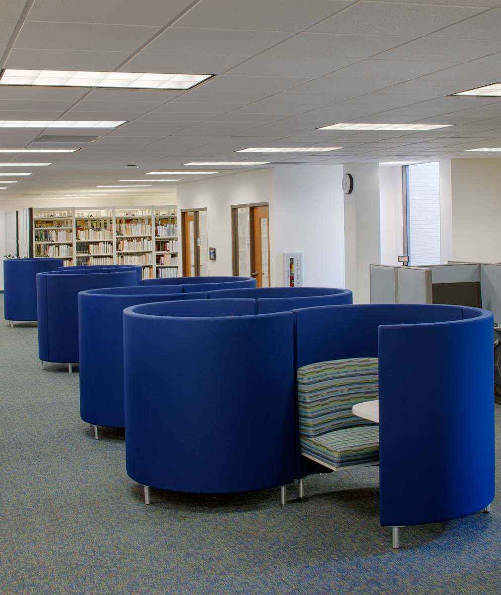 Gould study pods