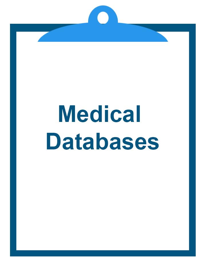 Medical Databases graphic
