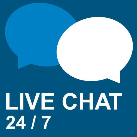 Live chat with a librarian 24/7.