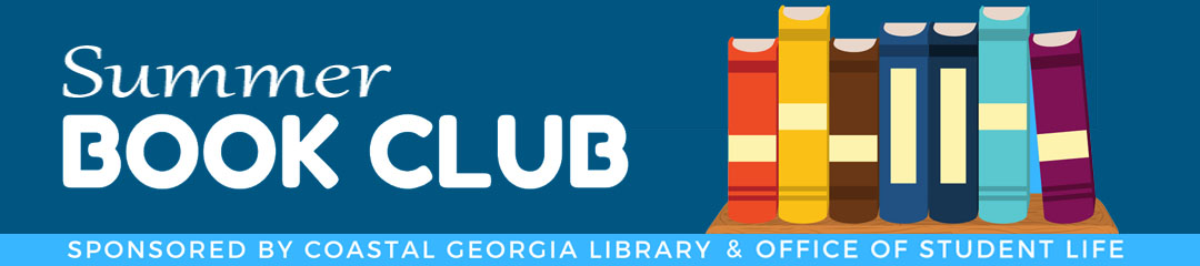 Banner for Summer Book Club