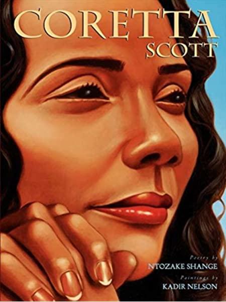 cover art for book Coretta Scott