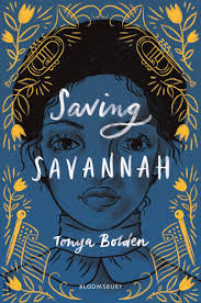 cover art for saving savannah