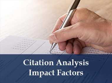 Citation Analysis and Impact Factors