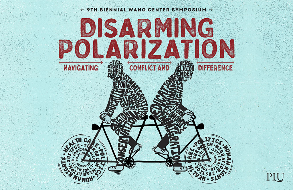 Disarming Polarization Symposium poster image