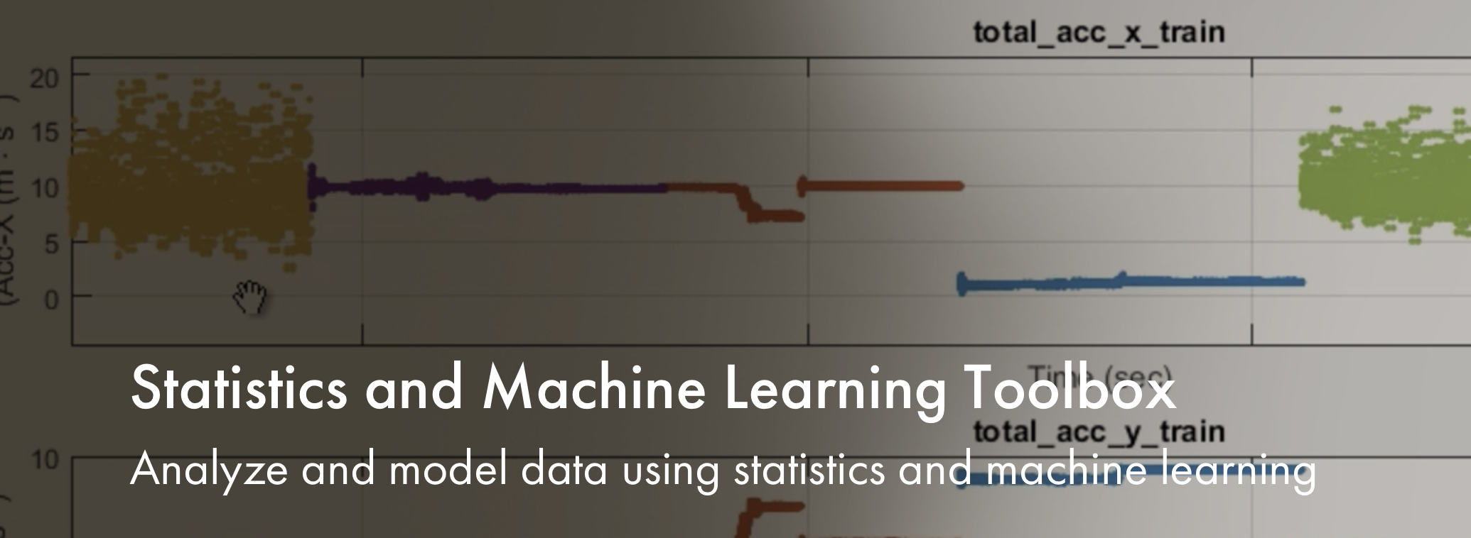 statistics and machine learning toolbox