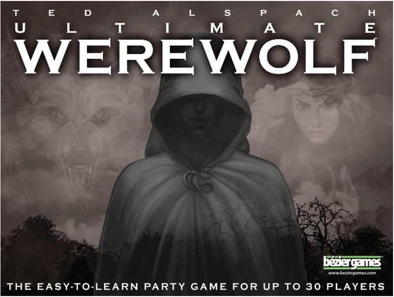 one night ultimate werewolf box cover art