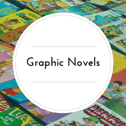 Go to Graphic Novels book list