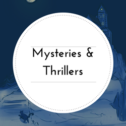 Go to Mysteries and Thrillers book list.