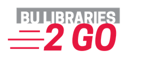 BU Libraries 2 Go - contactless pickup program
