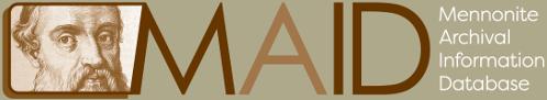 MAID. Mennonite Archival Information Database
