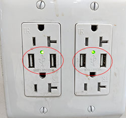USB Outlet Type 2