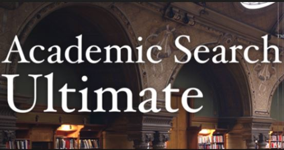 Academic Search Ultimate Logo