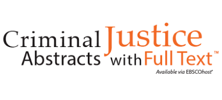 Criminal Justice Abstracts Logo