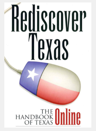 Handbook of Texas Cover