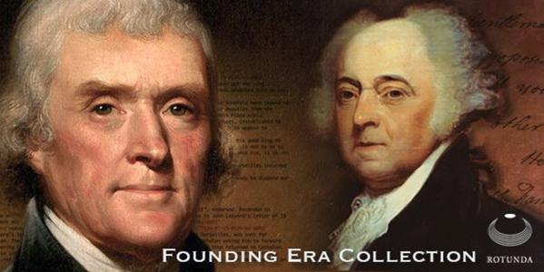Rotunda Founding Era Collection Logo