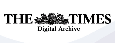 Times Digital Archive Logo