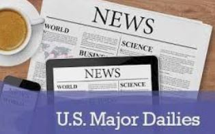 US Major Dailies Logo