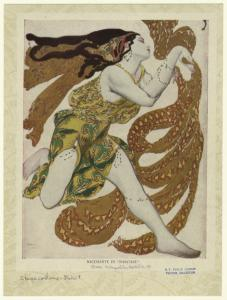 Bacchante in Narcisse. Digital ID: 834006. New York Public Library
