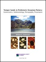 Temper Sands in Prehistoric Oceanian Pottery: Geotectonics, Sedimentology, Petrography, Provenance