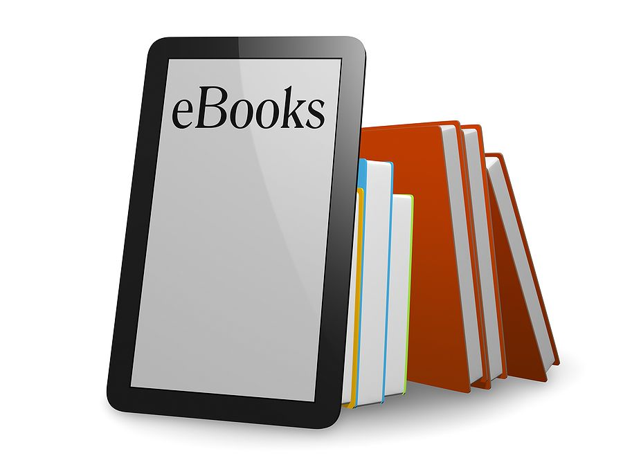 eBook reader image