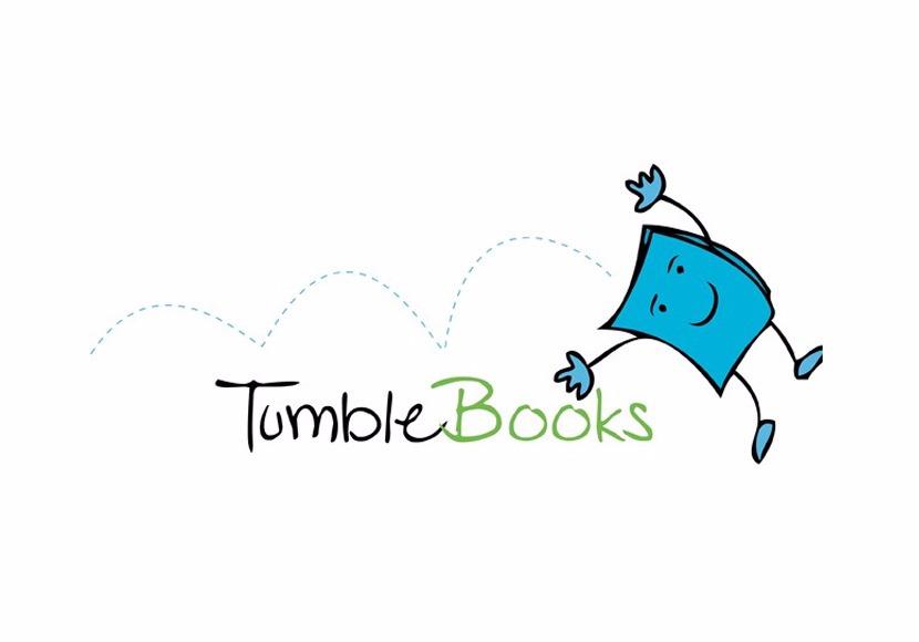 TumbleBooks Logo image