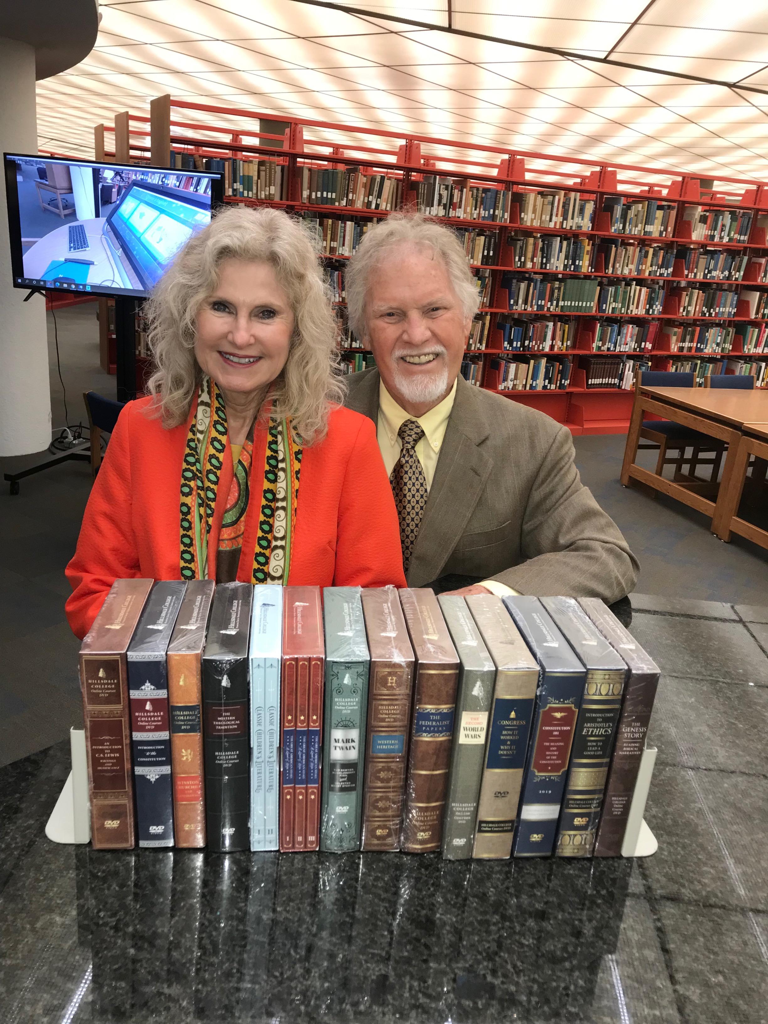 Rev. Bill & Dr. Dala Westmoreland