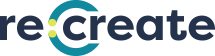 logo for Re:Create link
