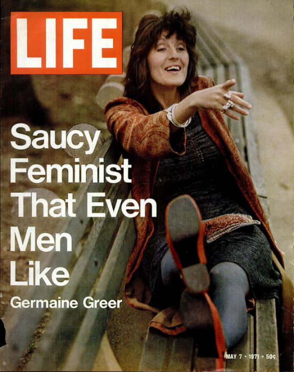 Life magazine cover, May 7, 1971