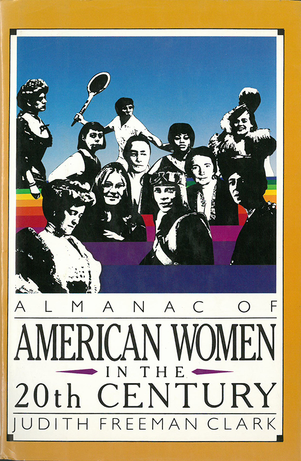 cover of Almanac of American Women in the 20th Century