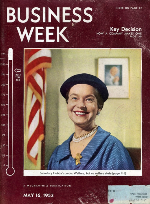 cover of Business Week magazine