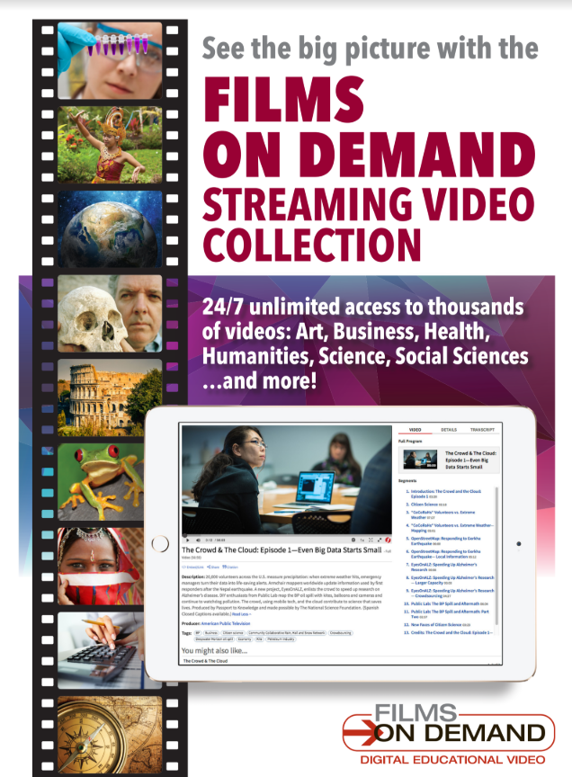 Films on Demand poster