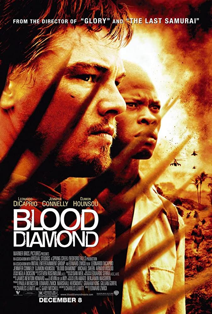 cover of Blood Diamond