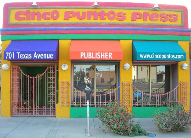 image from Cinco Puntos Press