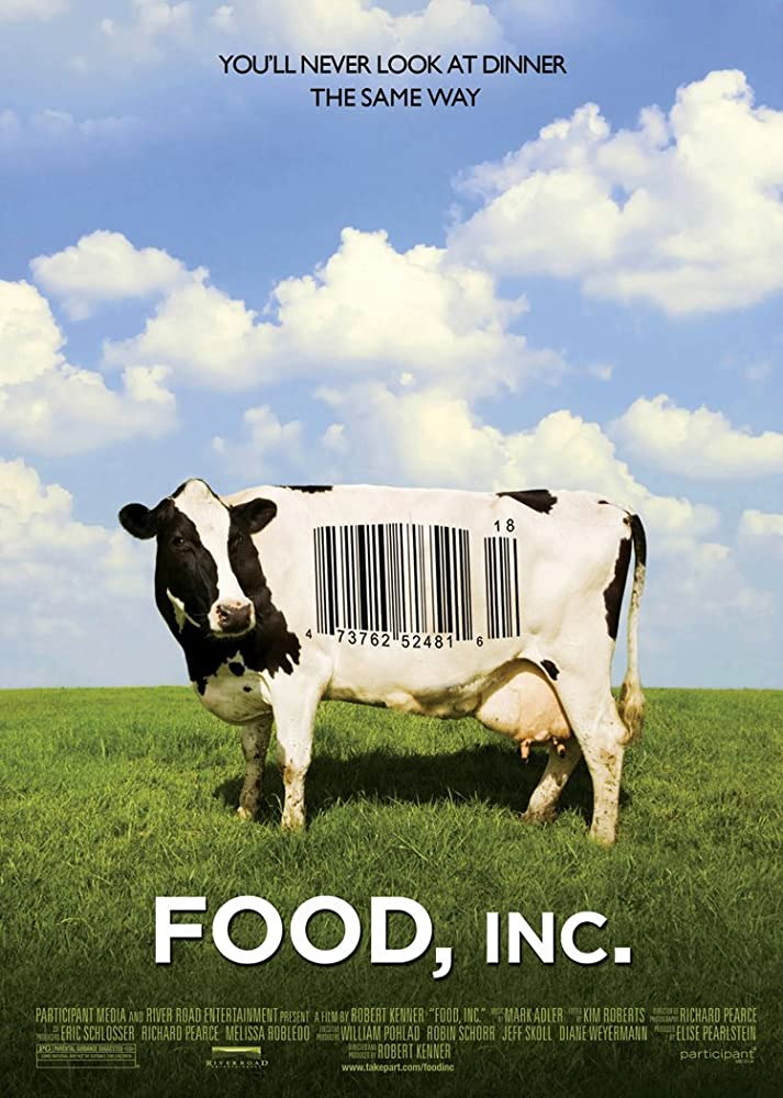 cover of Food, Inc.