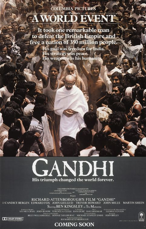 cover of Gandhi