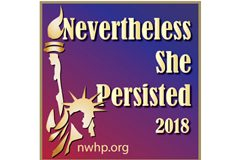 Nevertheless She Persisted, 2018 NWHM theme